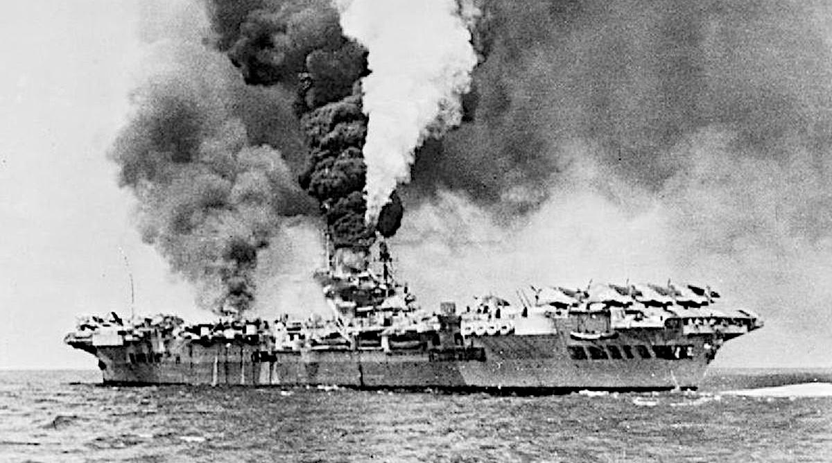 jinxed ship kamikaze