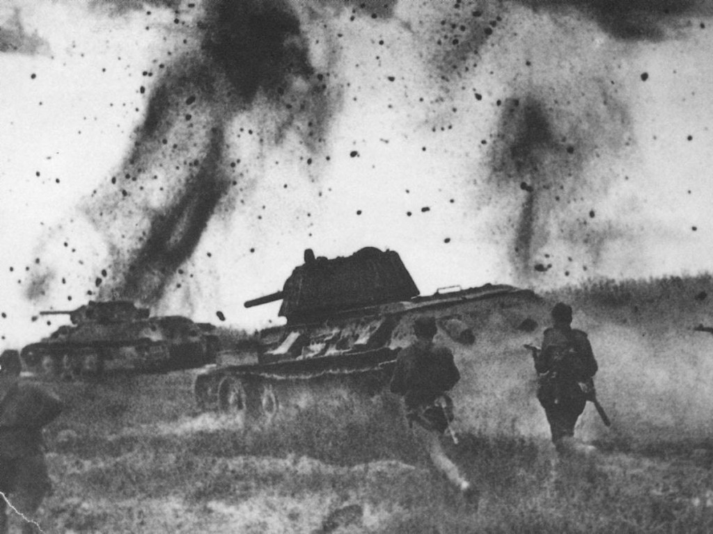 October 21, 1943, in Smolensk