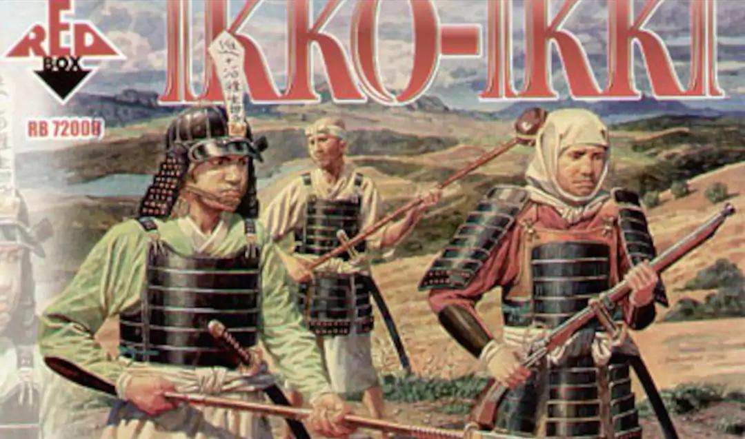 religious cults ikko-ikki