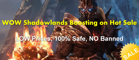 🔥 Cheapest WOW Shadowlands Power leveling 50-60 (Pre-Sale) 🔥 LOW Prices 🔥 100% SAFE 🔥