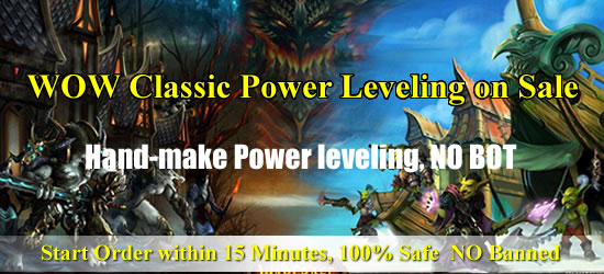 🔥 Cheapest WOW Classic Power leveling 🔥 PvP Rank 1-14 🔥 LOW Prices 🔥 100% SAFE 🔥